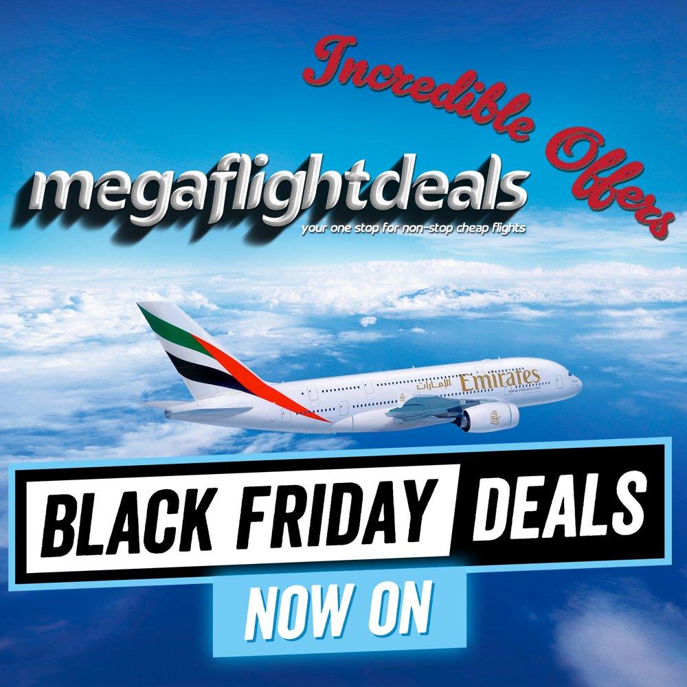 domestic flight deals black friday