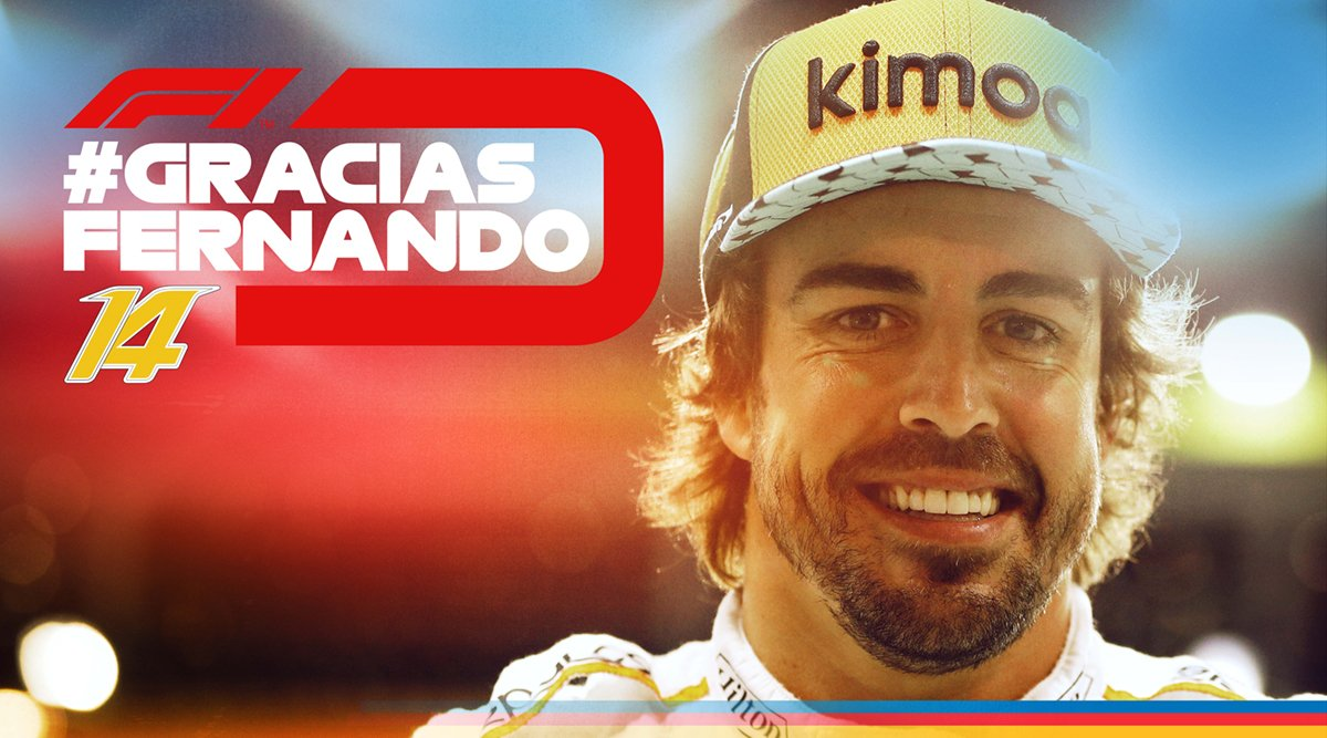 Saying farewell in style!   Sunday's #AbuDhabiGP is set to be the final chapter in Fernando Alonso's legendary F1 story. Where better to witness it all than at @CircuitoMuseoFA with fellow fans?   Get involved with the watch party >> https://f1.com/AlonsoFarewell