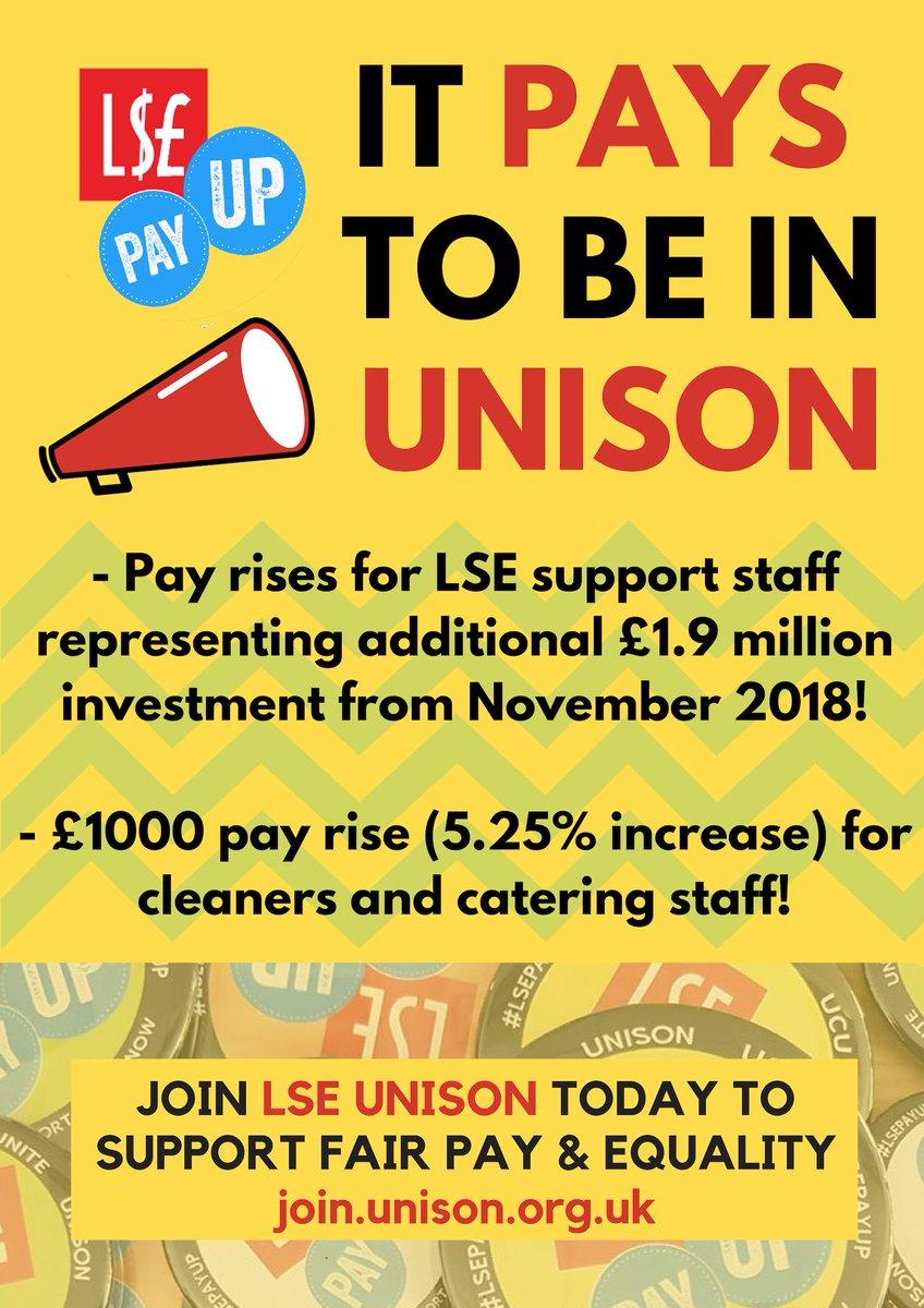 UNISON@LSE (@UNISONLSE) | Twitter