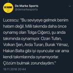 Hakan Balta Twitter Photo