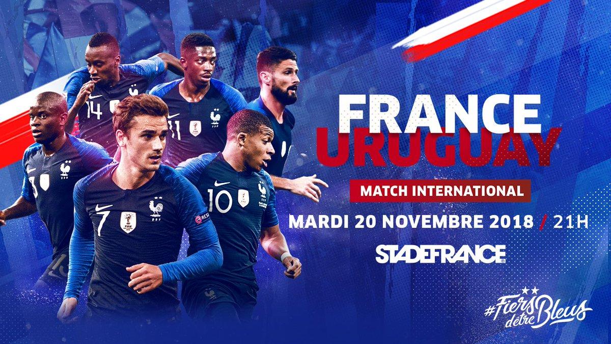 Equipe de France ⭐⭐'s photo on #FRAURU