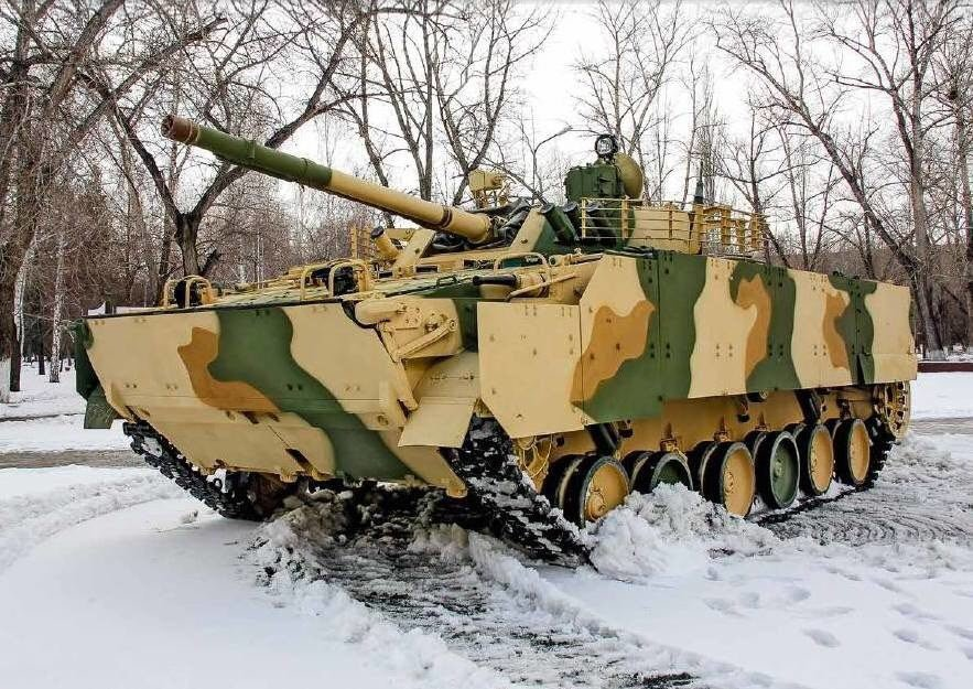 BMP-3 in Russian Army - Page 6 DsYu8pcXoAA7_Yz