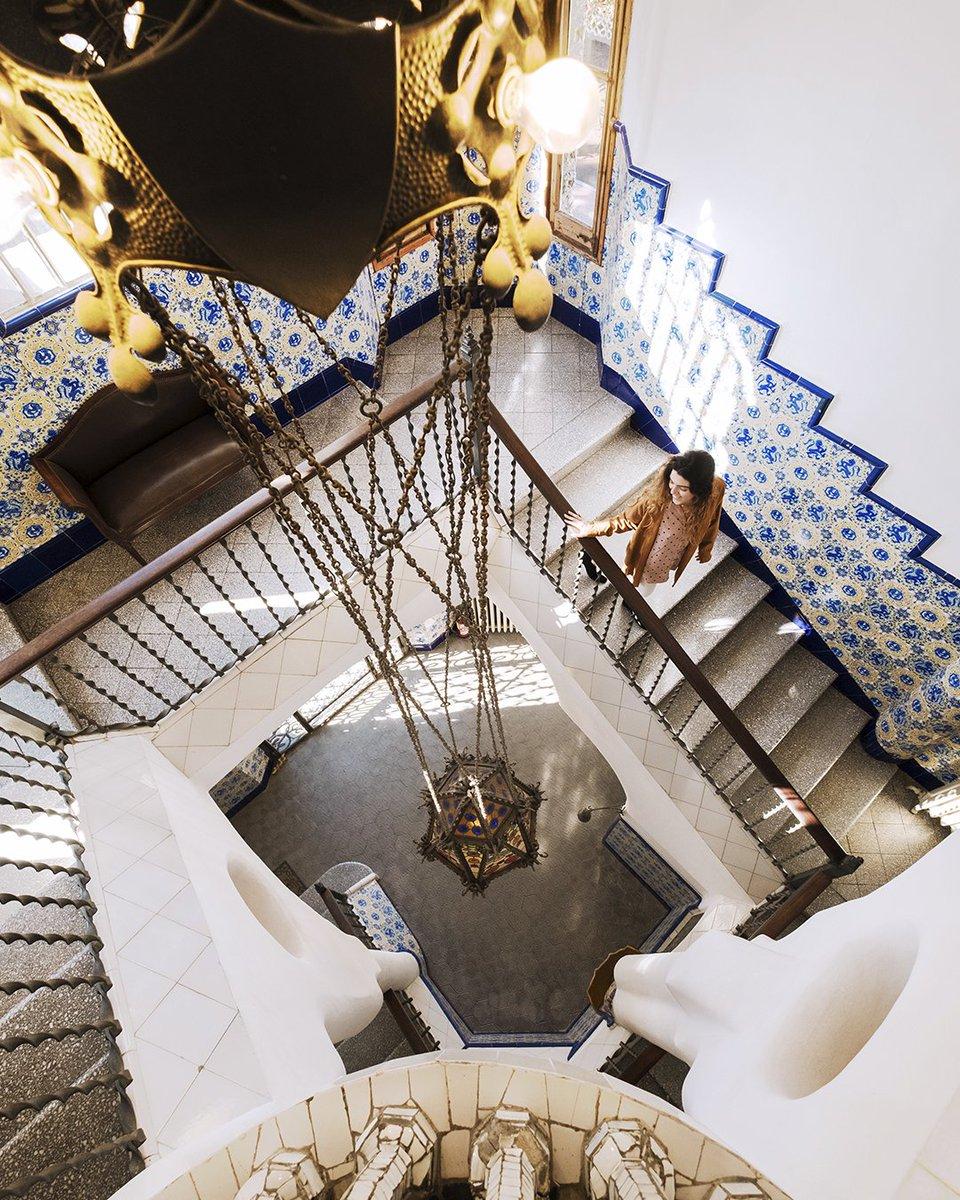 Torre de Bellesguard, Barcelona #EstrellaGuide Discover more Mediterranean spots here: https://t.co/jsBOyX0Wrg https://t.co/Rqrkfw3oDt