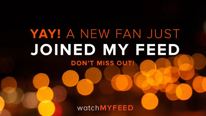 Yey, another new subscriber to my private story. Click here to view my @watchmyfeed profile: https://t