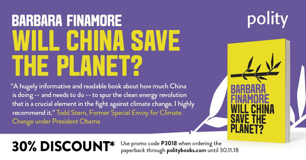 will china save the planet