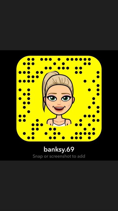1 pic. Add me on Snapchat! 😉💕 Username: banksy.69  https://t.co/tVphS3hPIt https://t.co/D9MYWO6EKh