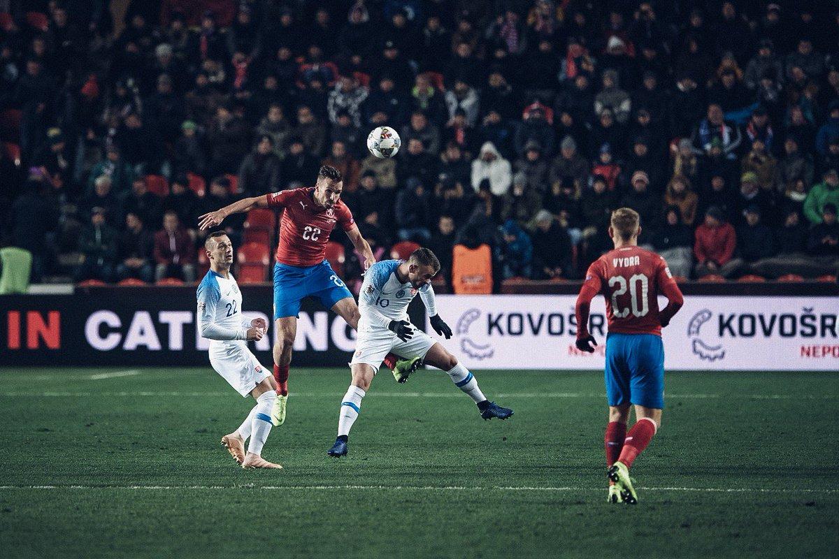 Лига наций. Словакия, недавно громившая Украину, вылетела в дивизион С - изображение 1