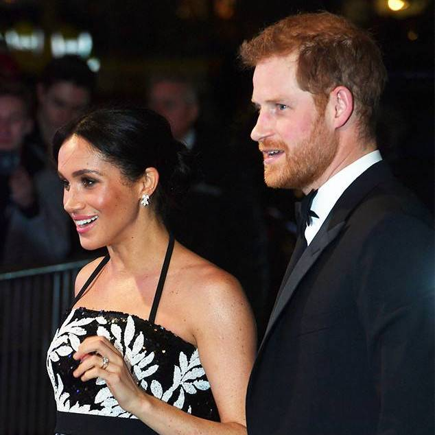 HRH Prince Harry - HRH Meghan Markle - Discussion  - Page 28 DsZJrLxWoAAoQka