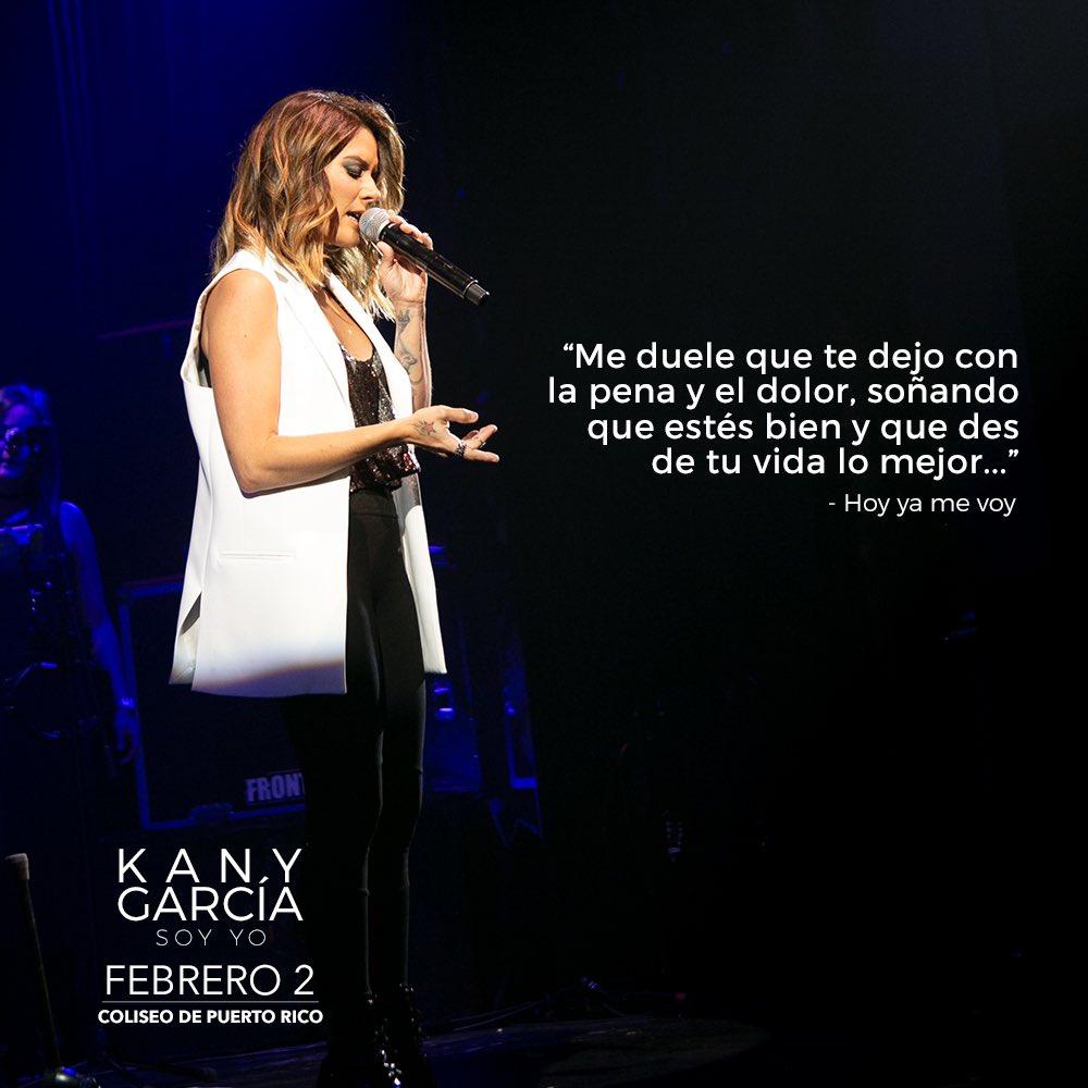 Kany Garcia On Twitter Amigos De Puerto Rico Quiero Que