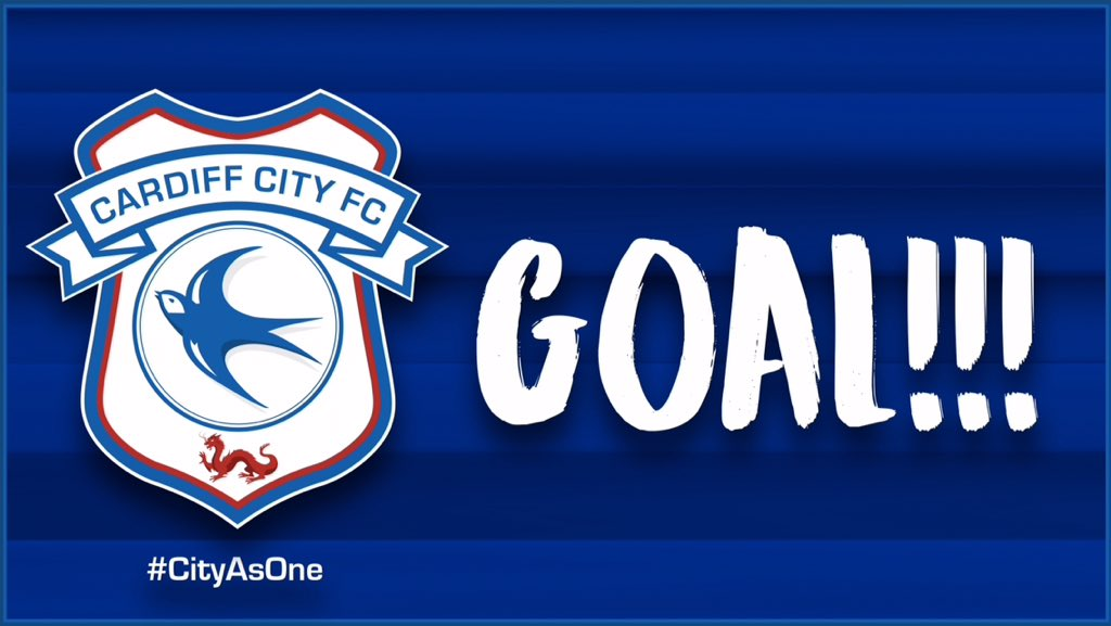 90 - GOAL! Madine terrifically heads home at the far post following a delightful delivery from the left. (2-0) #CityAsOne 🔵⚽️🔵⚽️