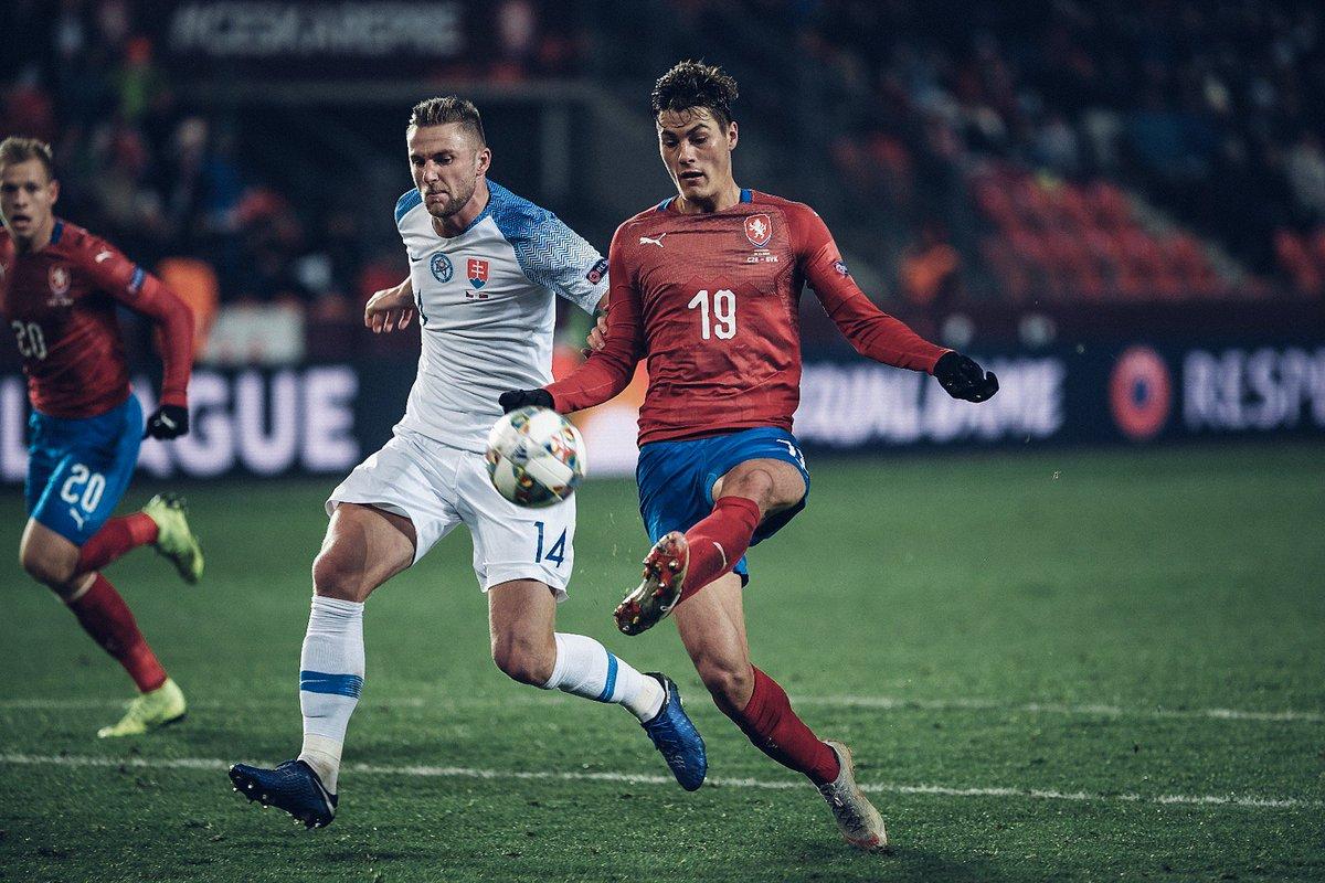 Чехия - Словакия