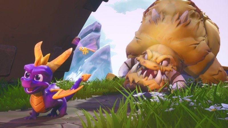 Activision Defends Spyro Reignited Trilogy's Lack Of Subtitles - https://t.co/m7exBoTvc6