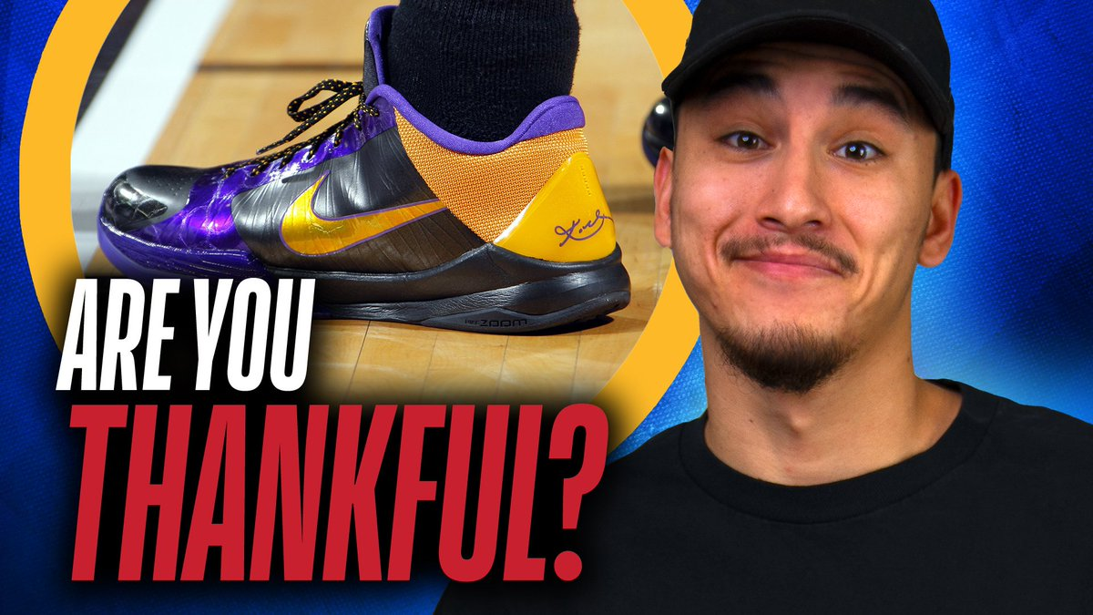 🔥👟 @JAHRONMON shares the best #NBAKicks that he's thankful for.   Watch More #NBAPlaymakers: https://on.nba.com/2Dd7aOo