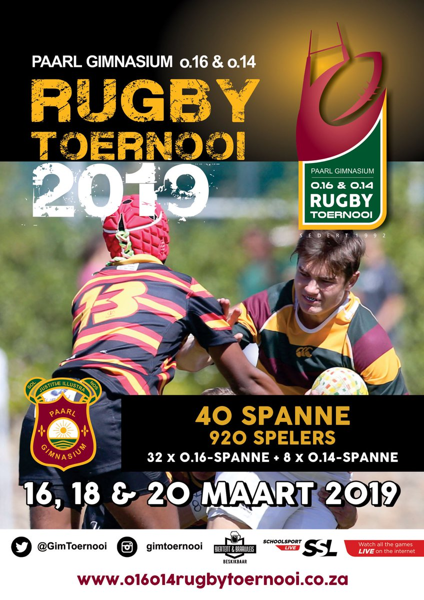 DsZSiAsWkAEfhf0 School of Rugby | Garsfontein - 2016 - School of Rugby