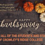 Image for the Tweet beginning: Happy Thanksgiving everyone!