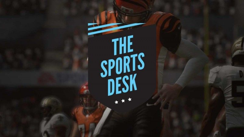 The Sports Desk – Delay Of Game https://t.co/o49XNO9o98