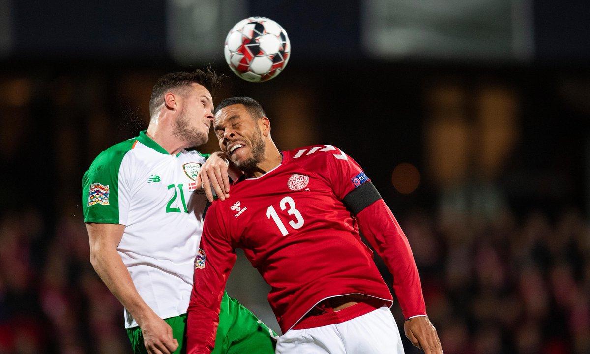 Video: Đan Mạch vs Cộng hòa Ailen