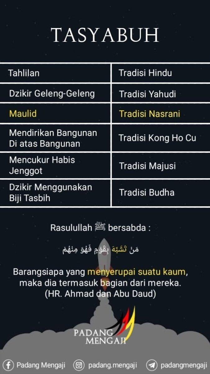 Untung ga ngaji di Padang....