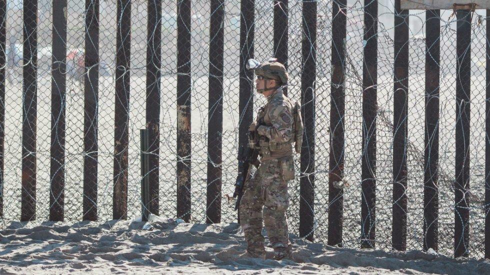 #BREAKING: Pentagon to begin drawdown of troops from border https://t.co/f9DyIDb1Hx