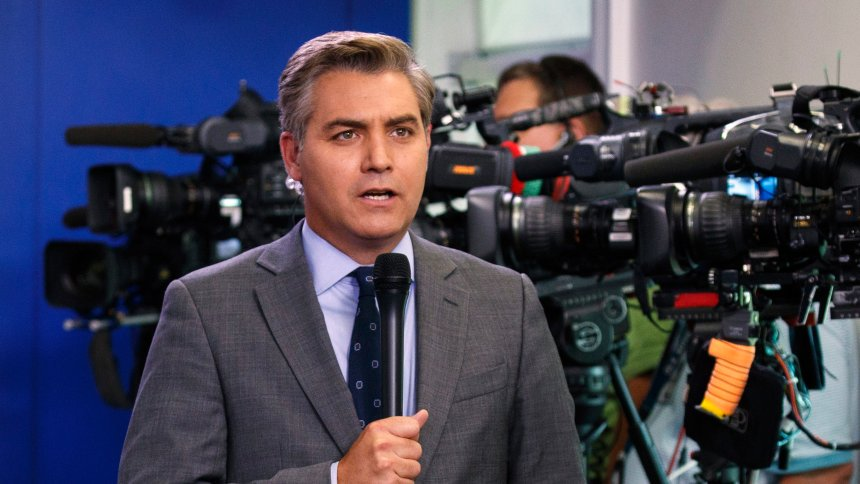 Weißes Haus: CNN-Reporter Acosta erhält dauerhafte Akkreditierung zurück https://t.co/vTQ7doyagK