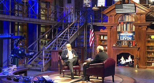 Sunday's conversation with Mark Levin on current affairs via @marklevinshow: fxn.ws/2S2Rr6R