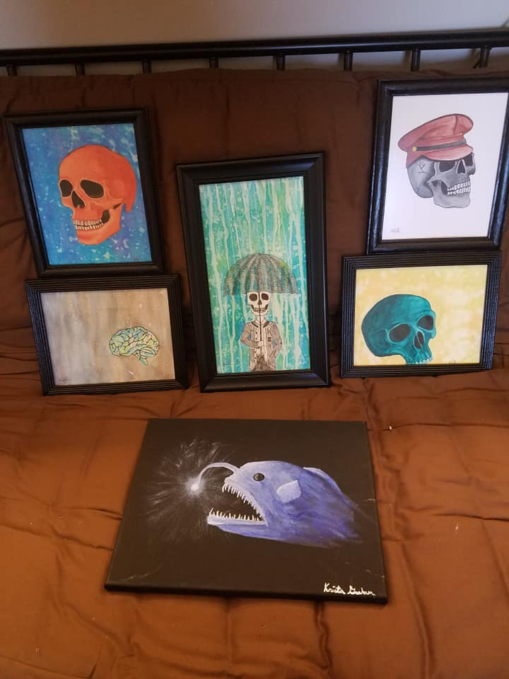 Stephcrank On Twitter Https T Co Il6ajfrpvb An Amazing Artist And Friend Check Her Out Buy Some Paintings Prints Be Cool Christmas Sale Now January 2nd 5 50paintings Most Are Up To Half Off Free