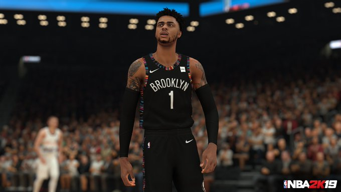 f8ec9d352 Respect 👏 What rating would you give the  BrooklynNets City Jerseys