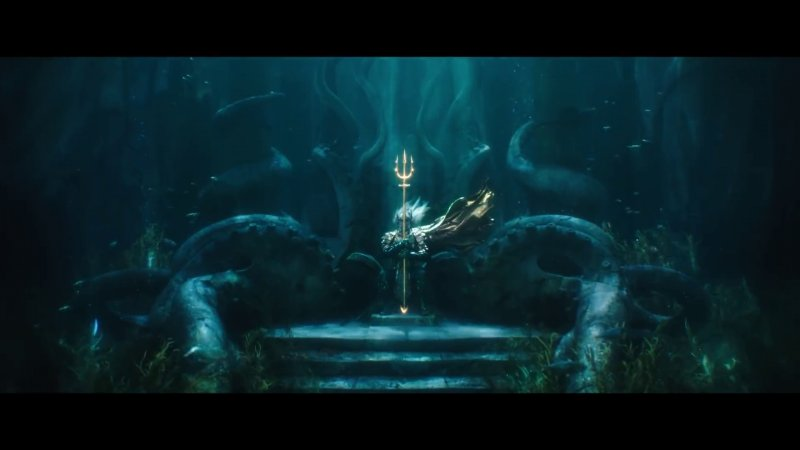 Final Aquaman Trailer Is A Day At The Water Park - https://t.co/2E8sWgOvuO