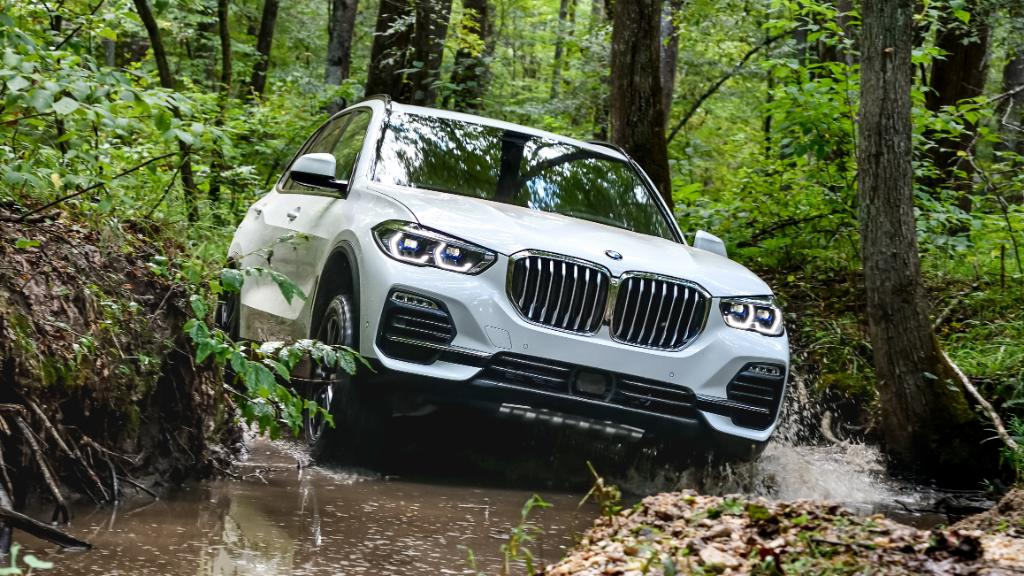 Take a ride on the wild side. The all-new #BMW #X5.