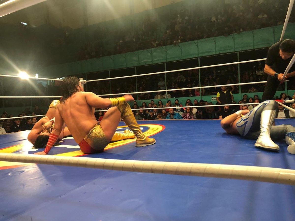 CMLL: Una mirada semanal al CMLL (Del 22 al 26 de noviembre de 2018) 12