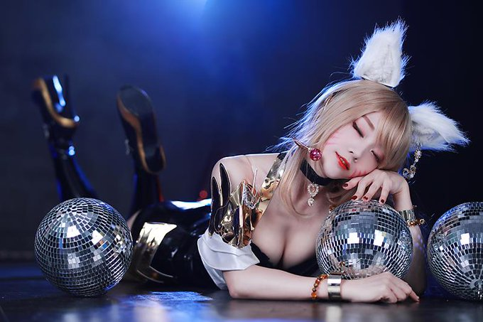 コスプレイヤー아자_MiyukoのTwitter画像12