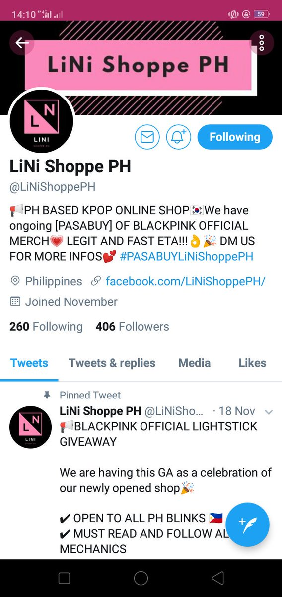 LiNi Shoppe PH on Twitter: