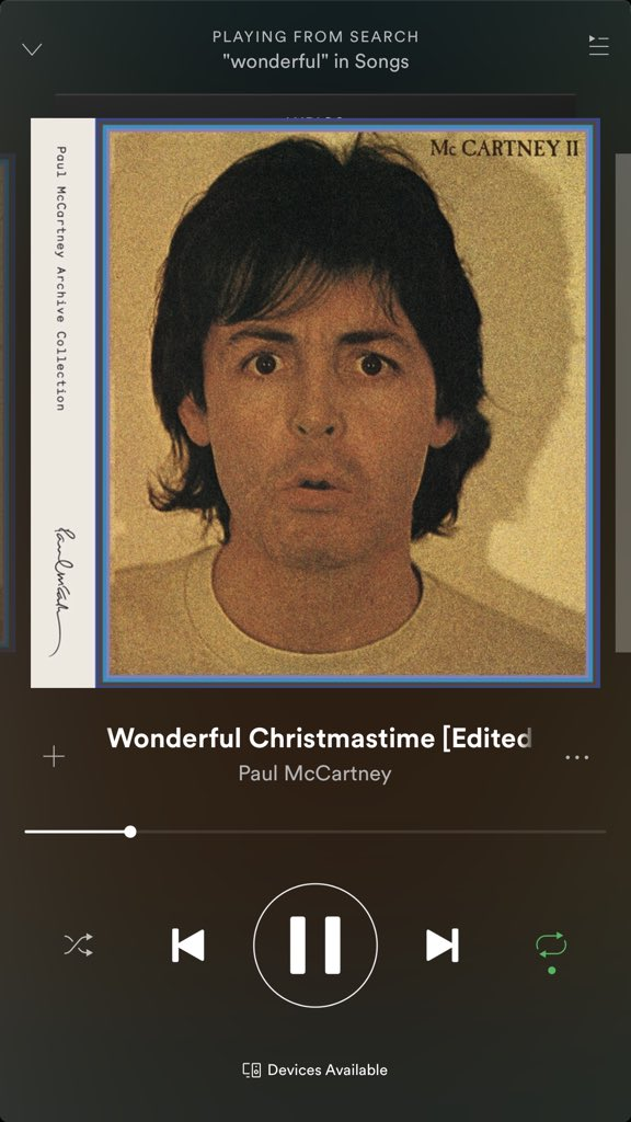 Paul Mccartney Wonderful Christmas Time.Anthony Fantano 1979 On Twitter Here Is My Annual Paul