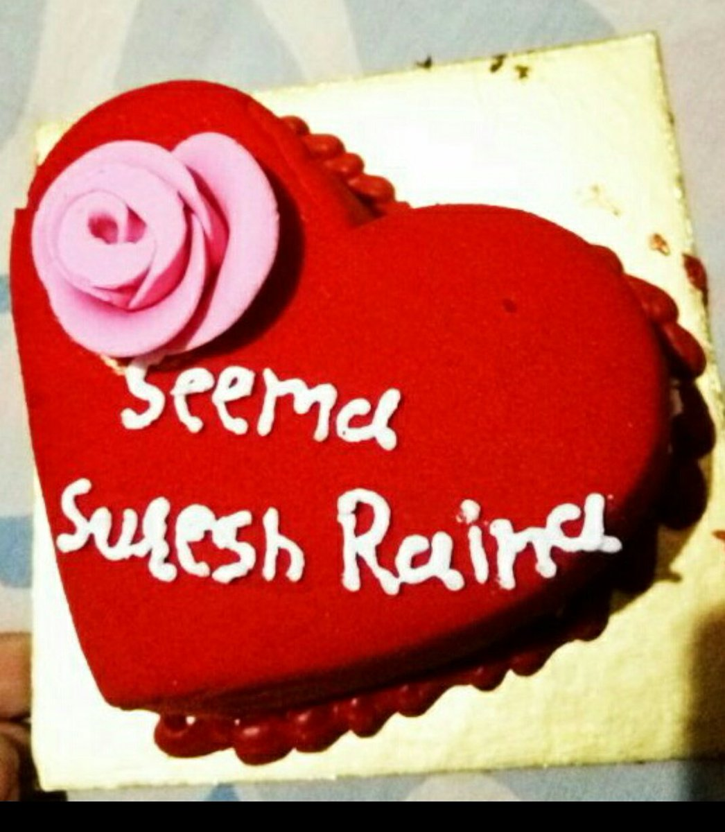 Seema Raina On Twitter Birthday Cakes Are Not Sweeter Then You