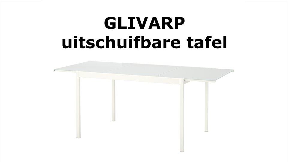 Uitschuifbare Eettafel Ikea Wit.Ikea Nederland On Twitter Belangrijke