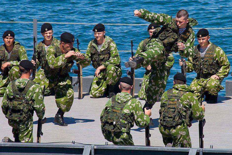Картинки морская пехота