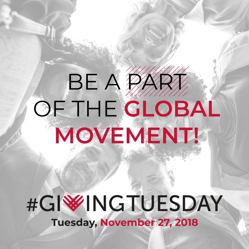 The East Africa Philanthropy Network is delighted to be part of this worthy cause as the co-coordinator of #GivingTuesday in Kenya,Uganda and Rwanda. Follow @GivingTuesdayKe @GivingTuesdayUg @GivingTuesdayRw for updates. and @GivingTuesdayTZ coordinated by our  member @FCSTZ