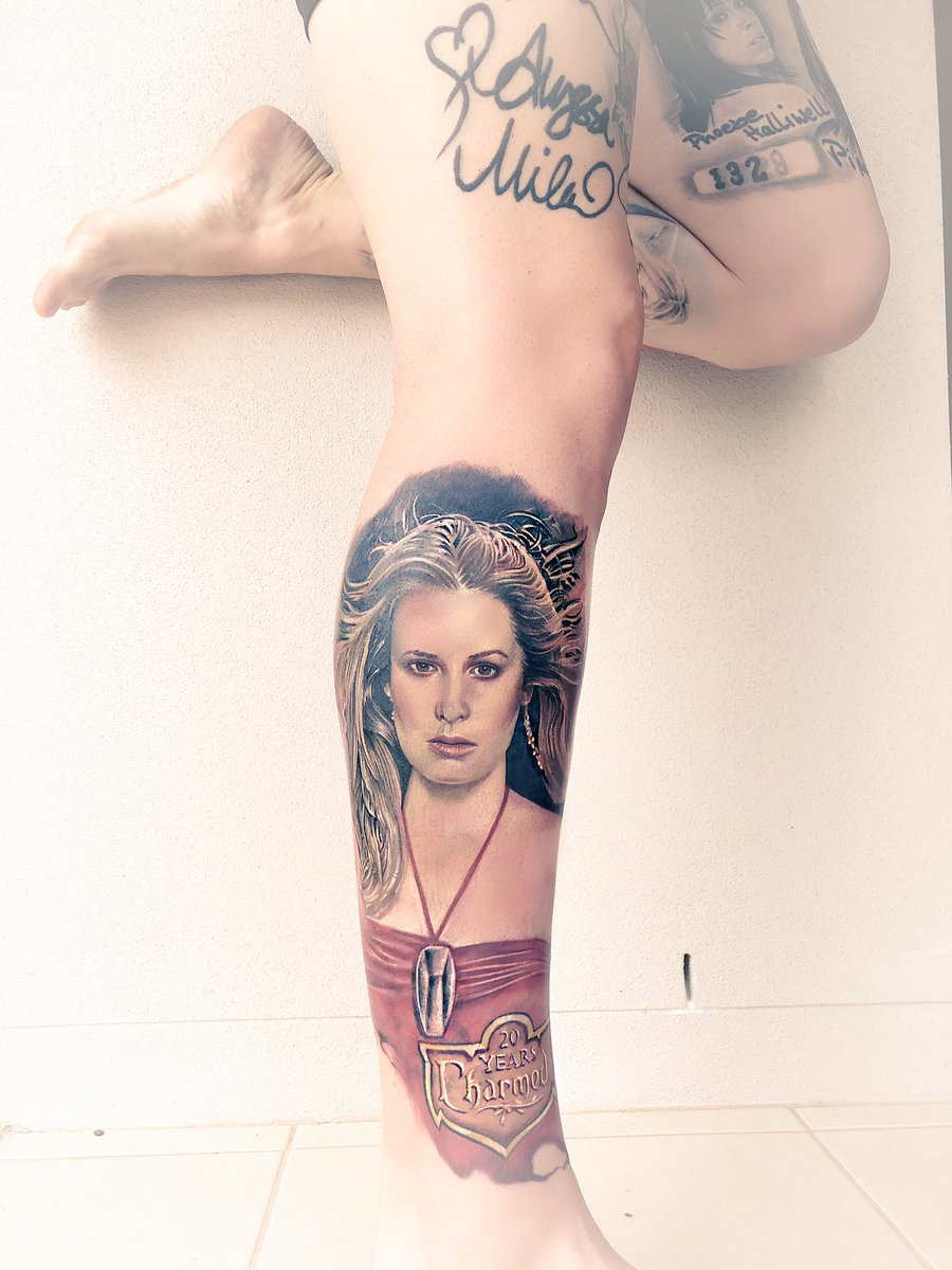 """Alyssa Milano Tattoos Removed holly marie combs on twitter: """"wowwwww ❤️… """""""