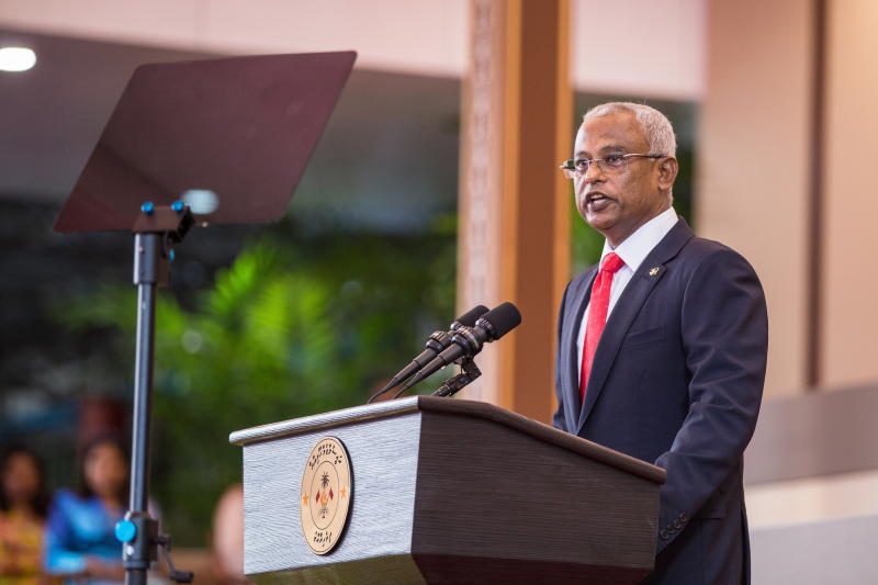 #Maldives set to pull out of #China free trade deal, says senior lawmaker https://t.co/RiyFPEwilQ