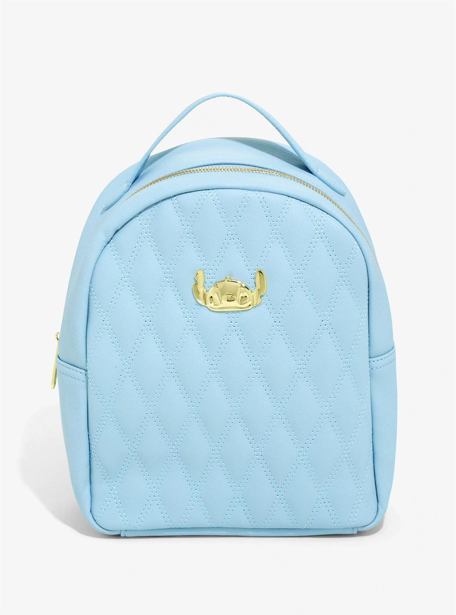 30f28d5ccc7 This New Exclusive Loungefly Lilo Stitch Quilted Mini Backpack Will Help  Provide 6 Meals Https T