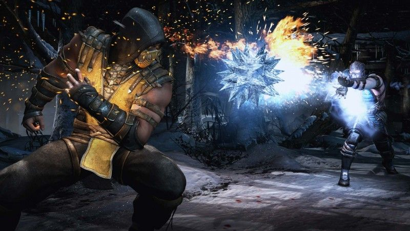 Rumor: Voice Actor Claims New Mortal Kombat Project In The Works - https://t.co/VIwhZfk0mB