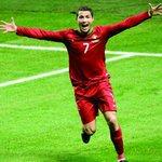 Ronaldo Twitter Photo