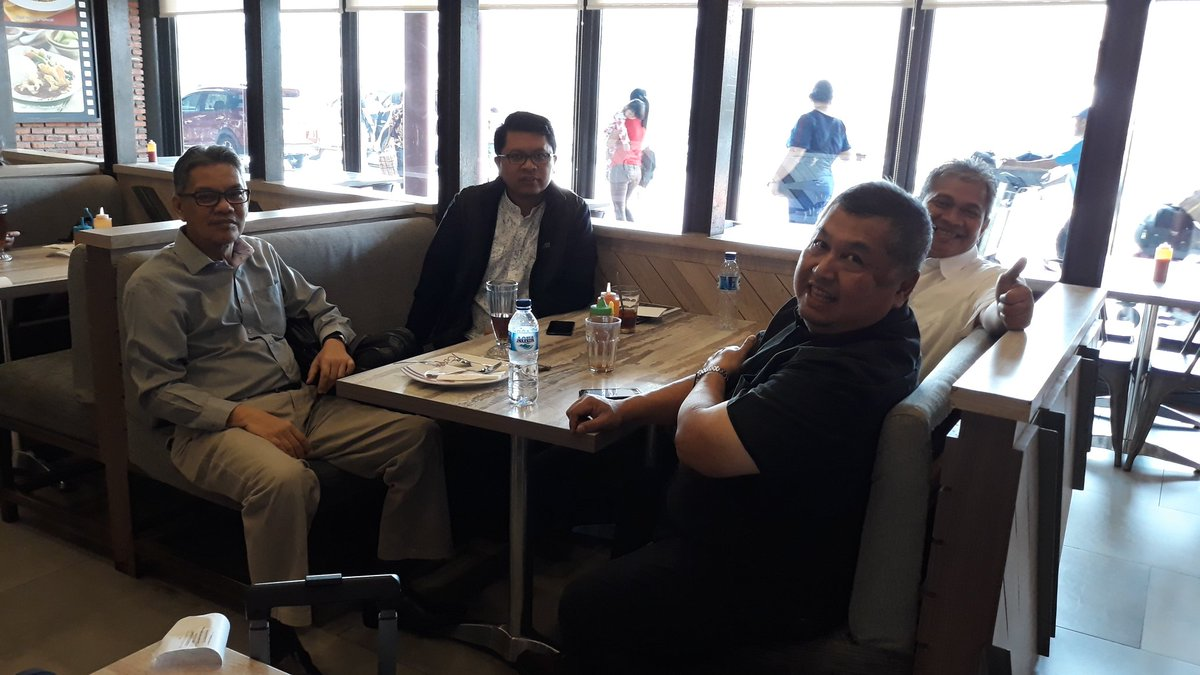 Menemani Amir Nasional dan Humas JAI serta Gus Mis ke Jogja @KandaliLubis @zuhairimisrawi