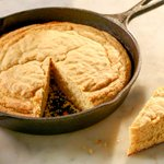Image for the Tweet beginning: #GoodEatsReloaded  All-Corn Cornbread: