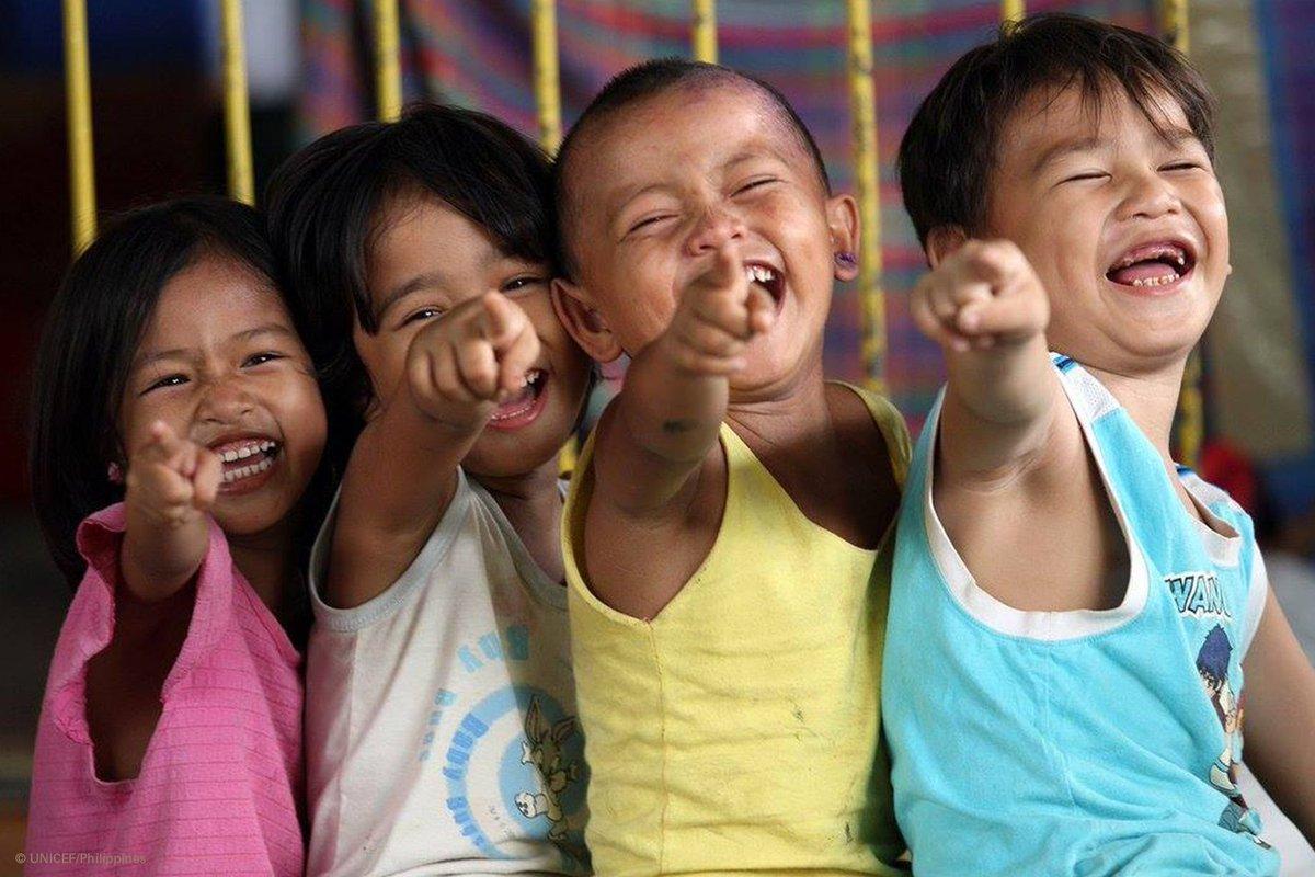 UNICEF's photo on #WorldChildrensDay