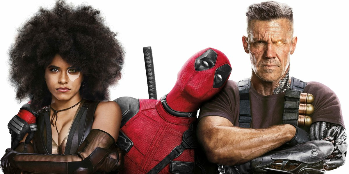 Fox faz campanha para Deadpool 2 concorrer a 15 categorias no Oscar 2019! https://t.co/xvEyKbUK6z