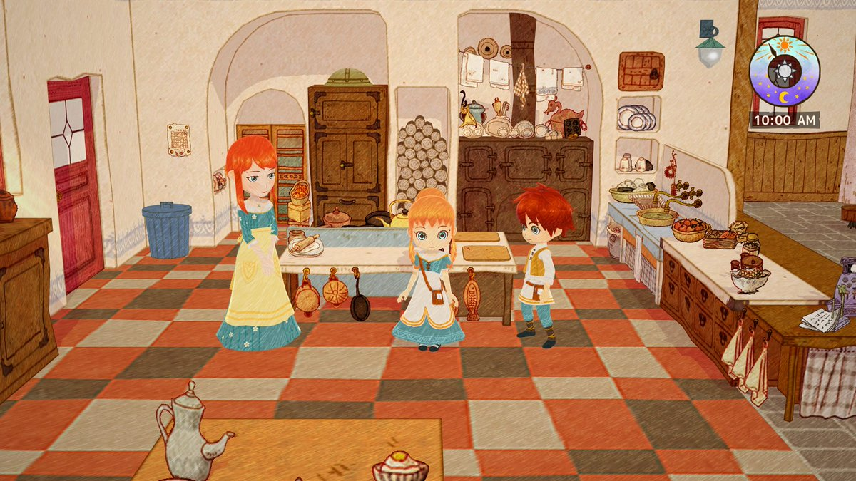 Little Dragon's Cafe [PS4 vers] review DsaopCuWsAA20MG
