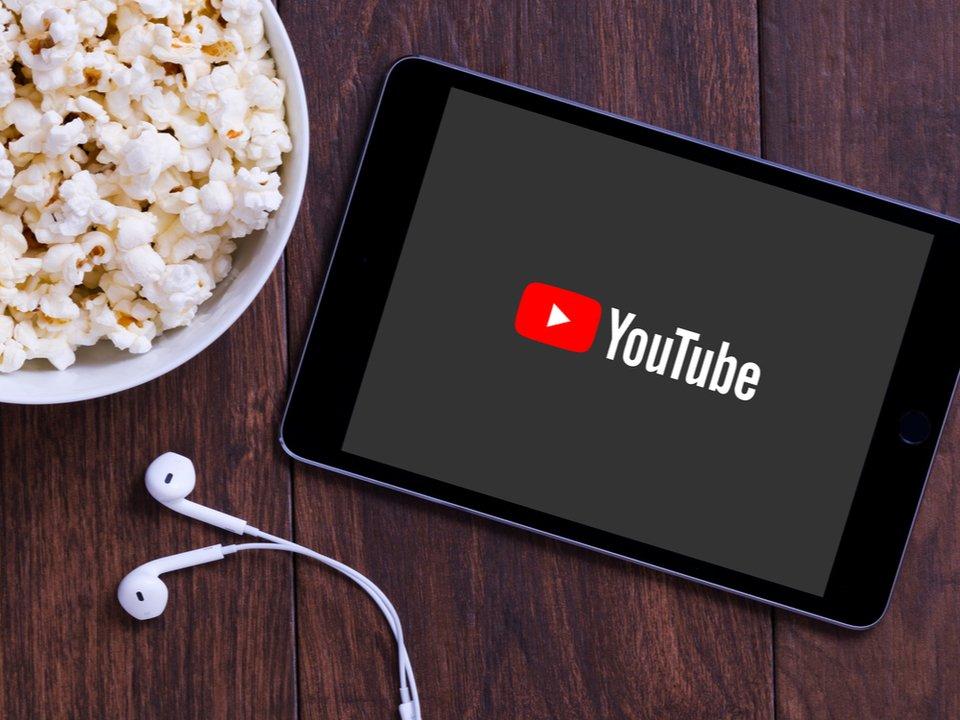 YouTube、広告付きの映画を無料で見られるように(日本ではまだ) https://t.co/Fe2ptN2PQR