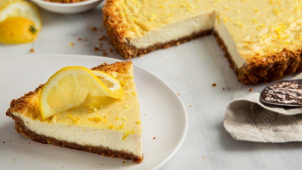 Recipe Lemon Tofu