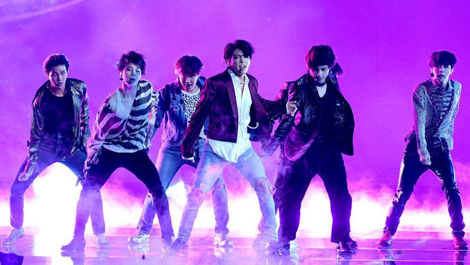 K-Pop Stars BTS Beat One Direction to Claim Biggest Event-Cinema Release https://t.co/TYHONra5BM https://t.co/uTgLNElLUU